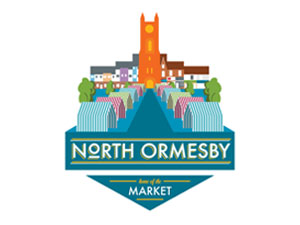 North Ormesby Market Branding