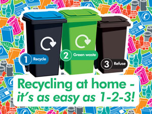 Recycling & Refuse campaign