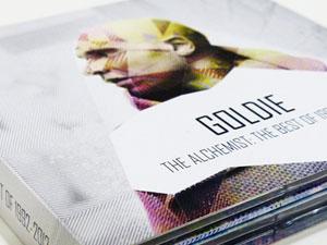 Goldie: Best of compilation album